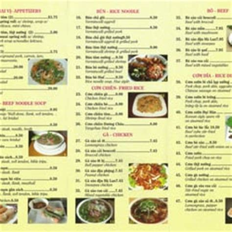 saigon noodle house menu saigon noodle house merrillville in verenigde staten yelp