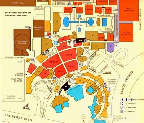 bellagio hotel layout map win slots today las vagas casino maps