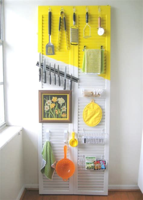 craft ideas for kitchen 10 modest kitchen area organization and diy storage ideas