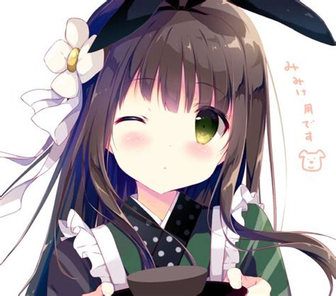 Anime Profile Pictures by Is The Order A Rabbit Ujimatsu Chiya Anime Profile