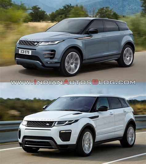 2019 Range Rover Evoque by 2019 Range Rover Evoque Vs 2015 Range Rover Evoque
