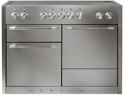 ranges dual fuel gas induction aga amc48inss 48 inch electric induction range with true european convection glide out broiler