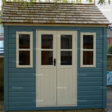 shiplap door apex shed 150 painted steep roof