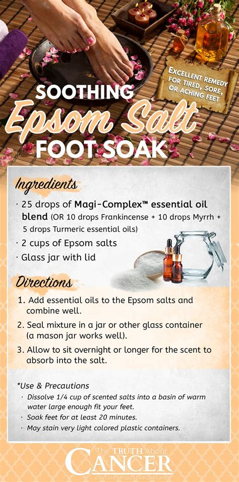 Foot Detox Recipe Snopes by 1000 Ideas About Foot Detox Soak On Foot