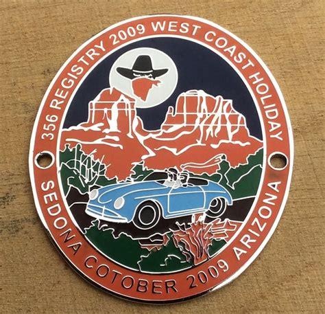 porsche usa emblem porsche porsche 356 sedona arizona usa car grille