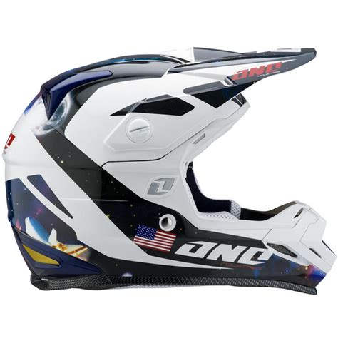 one helmets motocross one industries trooper 2 le galaxy motocross helmet