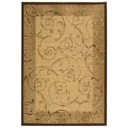 Discount Indoor Outdoor Rugs Discount Deals Safavieh Cy2665 3001 Courtyard Collection And Brown Indoor Outdoor Area
