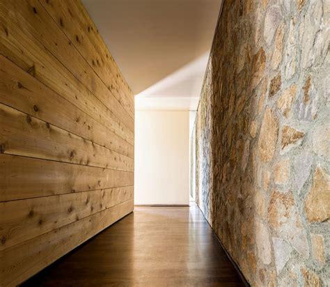 Mur En Bois Int Rieur Design by Mur En Interieur Moderne Maison Design Propsent
