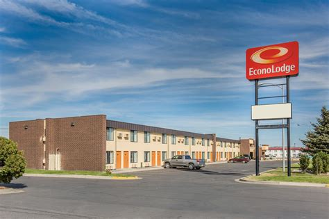 econo lodge billings pet policy