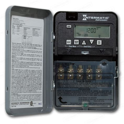 intermatic et1105c electronic timer 24 hr