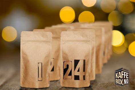 Specialty Coffee Advent Calendar   KaffeBox.no