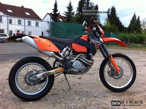 2003 Ktm 525sx 2003 Ktm Exc 525 Moto Zombdrive
