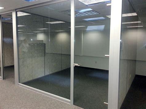 View Series Nxtwall Glass Door Office
