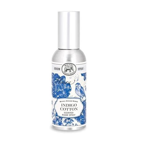 michel design works home fragrance michel design works indigo cotton home fragrance spray