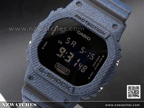 Terbaru G Shock Gls 5600 Denim Blue Buy Casio G Shock Denim Series Digital Classic Blue