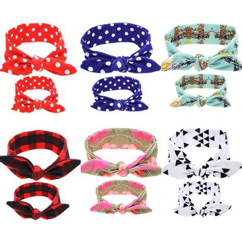 new baby paternity set cross knot headband popular turban bow buy cheap turban bow lots from china