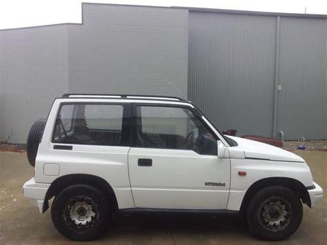1994 Suzuki Vitara Vitara Suzuki 1994 4x4earth