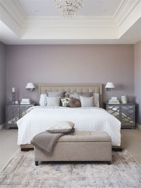 Pictures For The Bedroom | bedroom design ideas remodels photos with purple walls
