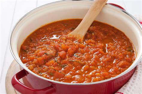 tomato pasta recipe tomato sauce for pasta