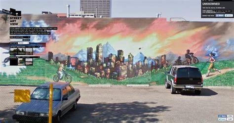 designboom google wordlesstech google street art view