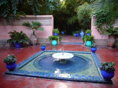 Moroccan Garden Ideas Home Wall Decoration Moroccan Garden Design
