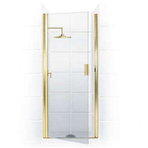 Gold Shower Doors Gold Shower Doors Showers The Home Depot