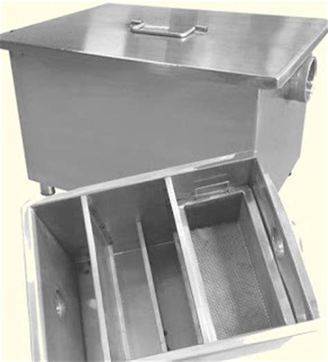 Minyak Fogg informasi artikel teknik sipil pengertian grease trap