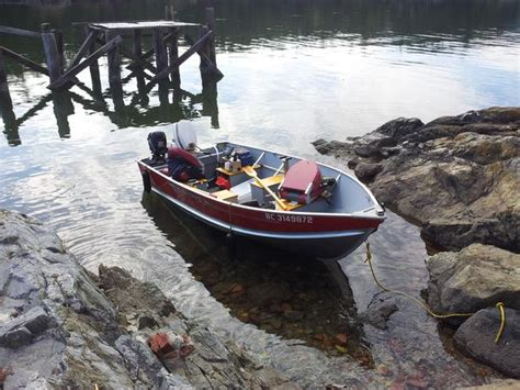 lund ssv fishing boat package for sale saanich victoria - Lund Fishing Boat Packages