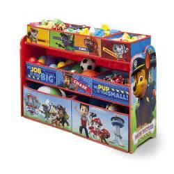 Toddler Bed Sheets Toys R Us Canada Delta Children Paw Patrol Deluxe Multi Bin Organizer
