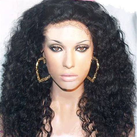 lace front wigs human hair wigs weave hairstyles beauty products lace front wig lace wig 100 indian remy human hair curly