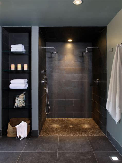 walk in bathroom ideas walk in shower designs for small bathrooms sandy brown