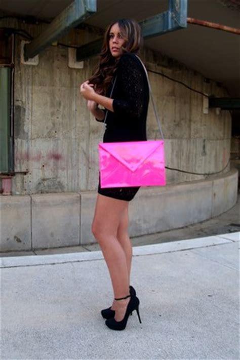 New Arrival Zara Bag 2055 Pink shocking pink zara bags lbd zara dresses bershka pumps