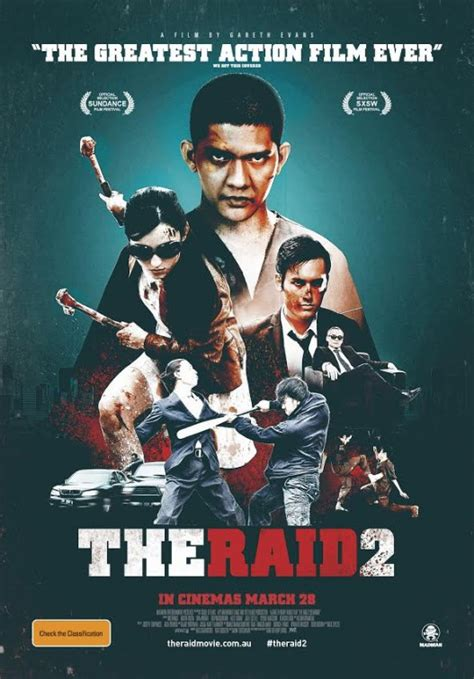 poster film action indonesia the raid 2 berandal movie poster 2 of 6 imp awards