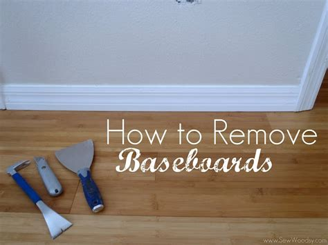 how to install wood floor without removing baseboards how to remove baseboards sew woodsy