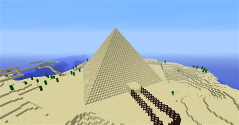 pyramid challenge leafcreeper pyramid challenge minecraft project