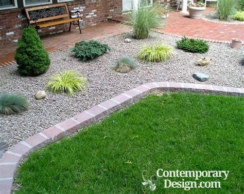 alternative layout for landscape alternatives to mulch in flower beds