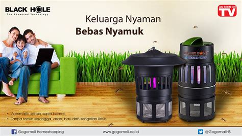 Perangkap Nyamuk Dan Lalat Bebas Kimia Model Blackhole Merk Sunnychi jual black smart trap alat perangkap nyamuk tanpa asap bahan kimia