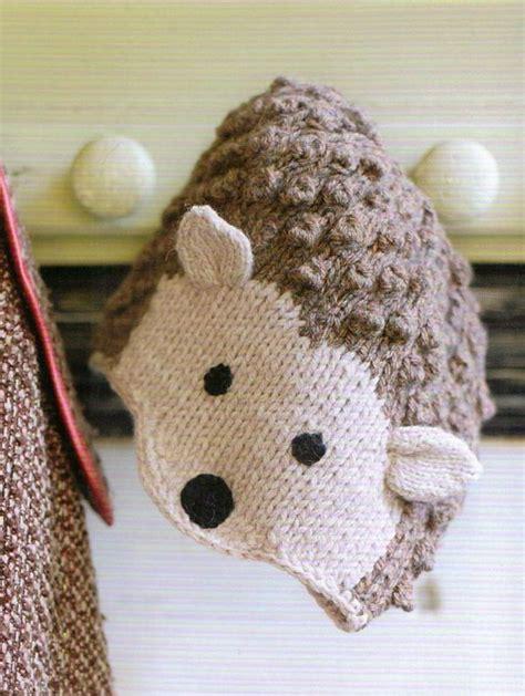 knit animals best 25 animal hats ideas on beginner crochet