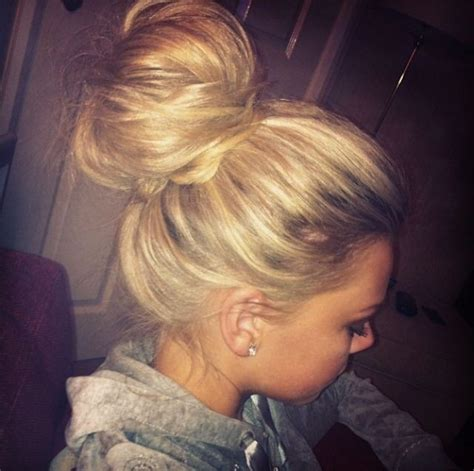 hairstyles in buns for long hair 26 cute haircuts for long hair hairstyles ideas