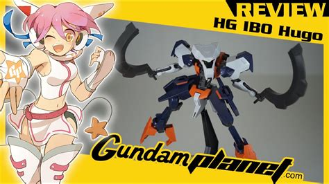 Hg Ibo Hugo By Gundaman hg ibo hugo gundam planet review