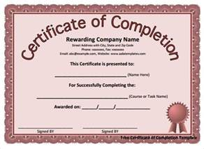 microsoft word certificate templates free sle microsoft word templates free documents