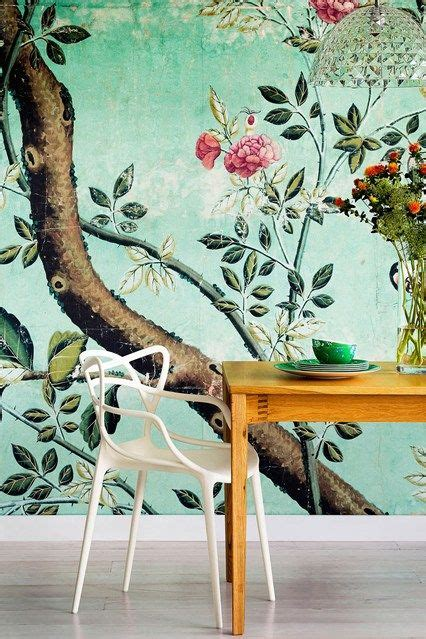 botanical wallpaper decorating with botanical wallpaper 31 beautiful ideas