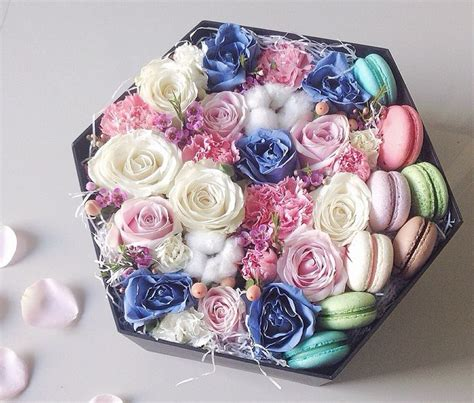 s day flowers silver box 25 best images about flower boxes on happy