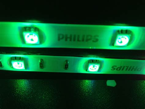 how do hue lights work philips hue lightstrips and bloom an on review