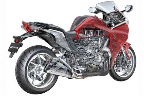 Motorrad Doppelkupplungsgetriebe by So F 228 Hrt Sich Die Honda Vfr Mit Doppelkupplungsgetriebe