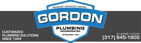 Gordon Plumbing by Indianapolis Plumbers And Sewer Contractors At Gordon