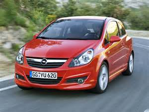 Opel Corsa 2007 2007 Opel Corsa Gsi Related Infomation Specifications