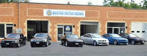 bmw porshce service sales repair in belmont ma