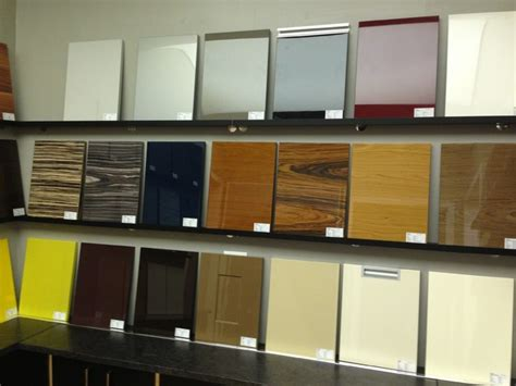 Modern Kitchen Cabinet Doors by High Gloss Laminate Cabinet Doors Roselawnlutheran