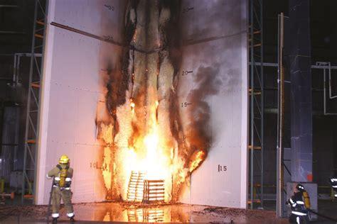 kingspan insulated panels calls  mandatory full scale